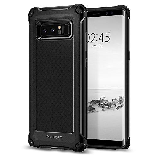 Spigen Rugged Armor Extra Case for Samsung Galaxy Note 8 – Black 587CS21833