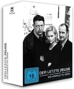 Der letzte Zeuge - Komplettbox (26 DVDs)