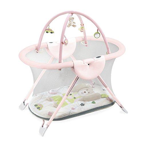 Preisvergleich Produktbild Neugeborenes Park und Fitnesscenter Palio Playtime N 206rosa