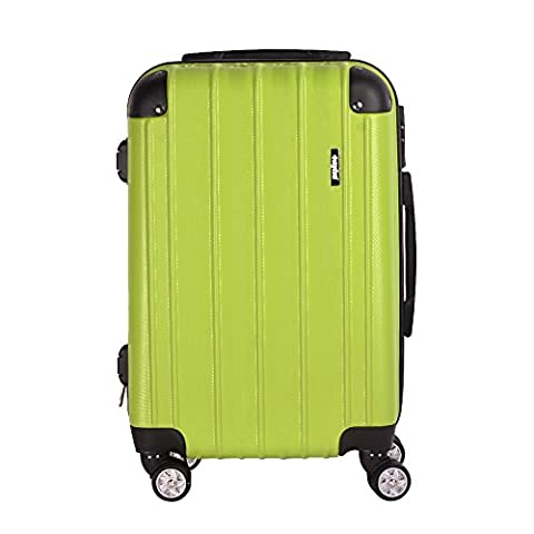 EFORINK Hard shell Lightweight Travel Luggage Suitcase 4 Wheel Spinner Trolley Bag ( 28