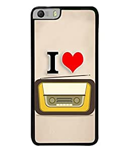 PrintVisa Designer Back Case Cover for Micromax Canvas Knight 2 E471 (Love Lovely Attitude Men Man Manly)