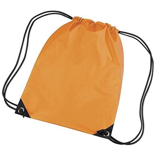 BagBase BG10BagBase Premium Gymsac fluorescente naranja