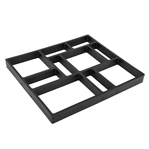 DIY Patrones irregulares/rectangulares Pavimento personalizado Hormigón Ladrillo Piedra Jardín decorativo al aire...