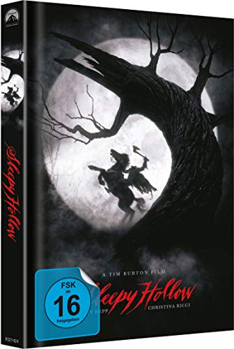 Sleepy Hollow limitiertes Mediabook (exklusiv bei Amazon) [Blu-ray]