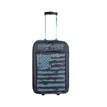 COMPLICES - Valise COMPLICES cabine bleu navy - Valise COMPLICES cabine bleu navy
