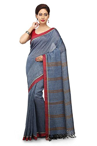 Pure LInen sarees with ultimate comfort