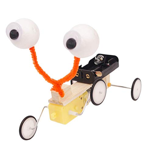 KESOTO Wissenschaft Labor Physik Experimente DIY Montieren Spielzeug - Roboter Insekt