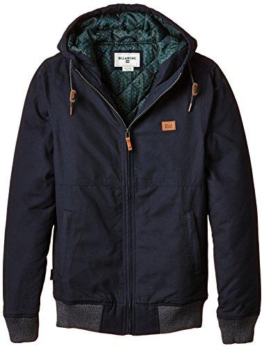 Billabong Mute giacca da ragazzo, Ragazzo, Mute, Indigo, M