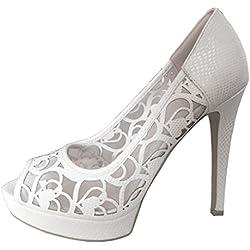 Inception Pro Infinite , Damen pumps , weiß - Bianco - Größe: 39