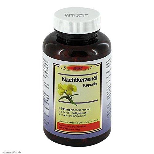NACHTKERZENOEL KAPSELN 500 mg 180 St