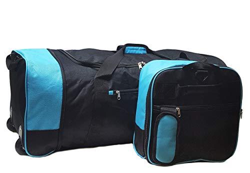 Bolsa de Viaje Ligera y Plegable con Ruedas