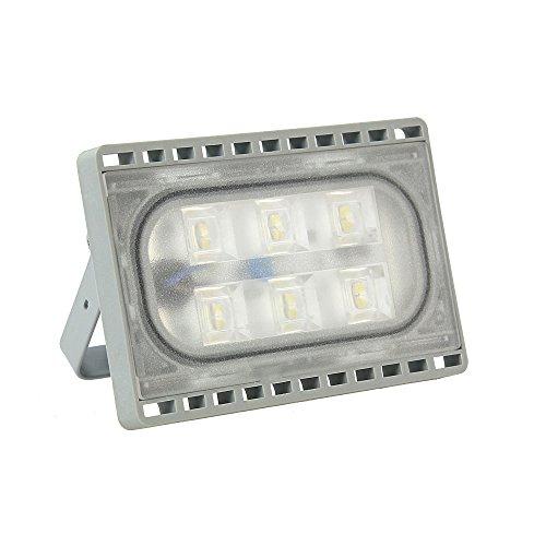 WISD 20W Focos LED Exterior, IP65 Ultralight Ultraslim Proyector de Iluminación, Para...