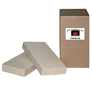 AW Perkins Fire Bricks - Used To Repair / Build Fireboxes by AW Perkins
