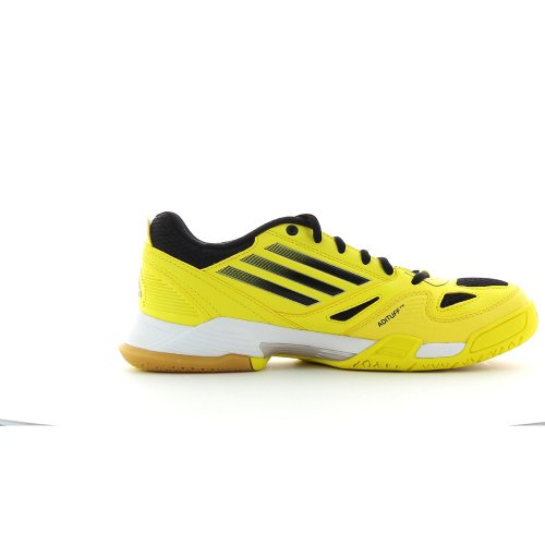 adidas Feather Team, Chaussures de Handball homme Jaune