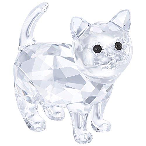Swarovski a forma di gattino per chi ama i gatti
