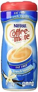 Coffee Mate French Vanilla Fat Free 425g 15oz