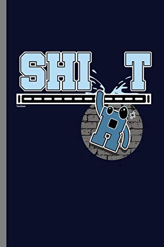 Shirt: Funny Hilarious Shirt Pun Falling Letter R Scared Tees Gift (6