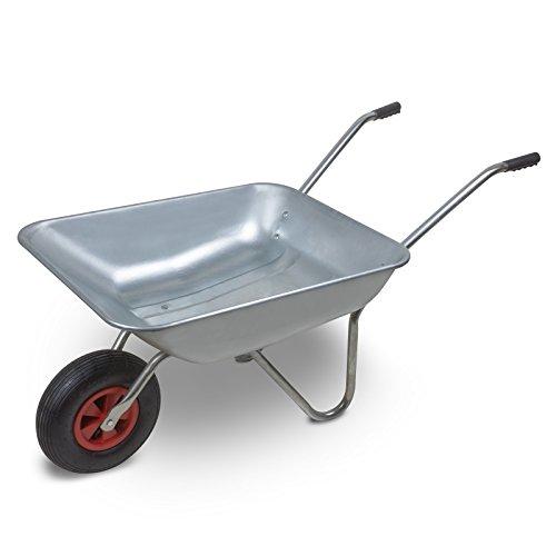 Schubkarre Gartenschubkarre Transportwagen für Garten Bau und mehr