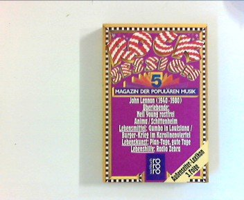 Rock Session 5. Magazin der populären Musik (Sonic Sessions)