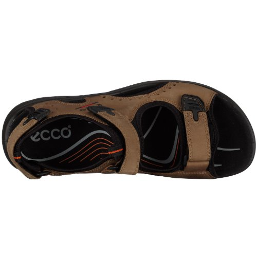 Ecco Offroad, Chaussons Sneaker Homme Marron (Navajo Brown 02114)