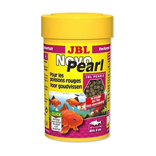 NOVO PEARL 250ml granulés pour poissons rouges