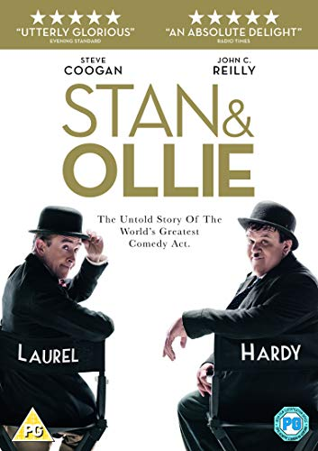 Stan and Ollie [DVD] [2019]