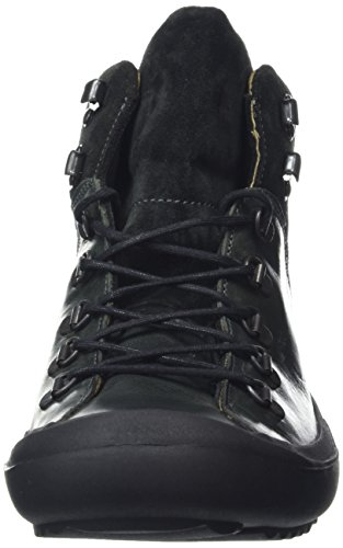 FLY London Herren Mafu255fly High-Top Schwarz (diesel/Anthracite 001)