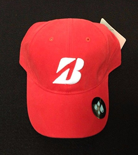 Bridgestone Tour Relax Cap red one size (Cap Bridgestone)
