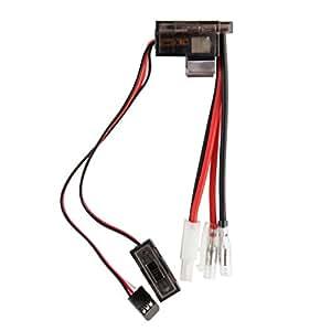 Vollter NiMH 320A brossé Speed ??Controller Brush ESC électrique Accessoires de sécurité