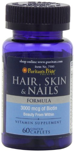 Skin Hair and Nails Formula 60 Tabletten 7580