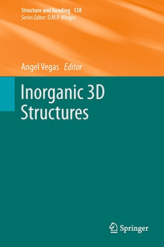 Inorganic chemistry mister biscottino library download e book for kindle inorganic 3d structures 138 structure and bonding by angel vegas fandeluxe Images