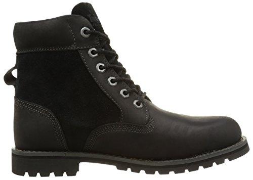 Timberland - Larchmont Ftm_larchmont 6in Wp Boot, Stivali Uomo Black