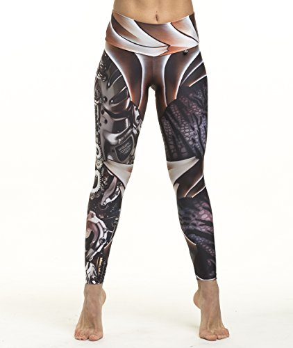 Fitnesschic - Biomechanics Selena - Collants Femmes Multicolor