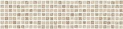 BHF FDB50038 Ceramica Mosaic Tile Natural Kitchen and Bathroom Self Adhesive Border