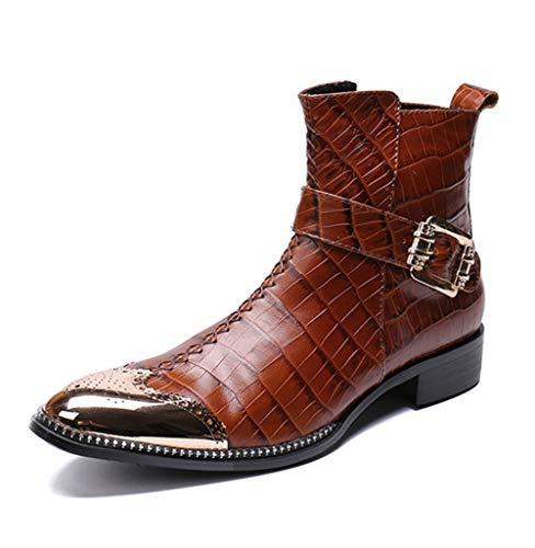 the latest 144b2 a8218 ✓ Cowboystiefel Herren Braun Vergleich - Schuhe für Jede ...