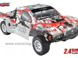 RC Auto kaufen Short Course Truck Bild 6: Short Course Truck 1 10 Off Road mit Verbrennungsmotor Go 18 A 2 Gang Radio 2 4 GHz 4 WD RTR RH1009 DT5 N 2 VRX*