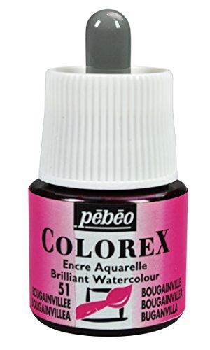 Colorex Aquarelltinte, PET, Bougainvillea, 4.5 x 4.5 x 7 cm, 1 Einheiten
