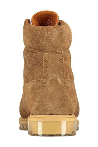 Timberland Herren Boots TPU 6-Inch WP Suede Braun