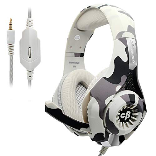 Cosmic Byte GS410 Headphones with Mic and for PS4, Xbox...