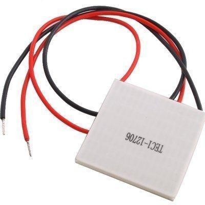 TEC1-12706 12V 60W TEC Peltierelement Modul Peltier Element Kühlen Heizen