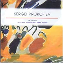 Prokofiev: Concertos by Vargo