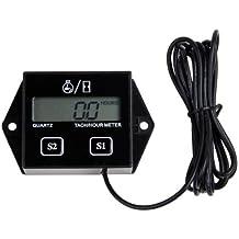 Cuentarrevoluciones Electrónico con Batería Lition 12V