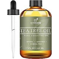 Art Naturals Pure & Natural Tea Tree Essential oil-4oz-premium Melaleuca grade-multi-functional