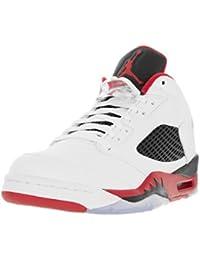Nike Air Jordan 5 Retro Low, Zapatillas de Baloncesto para Hombre