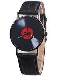0fa522c1a311 Hjyi - Reloj de Pulsera de Cuarzo para Hombre