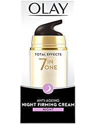Olay Total Effect 7 in 1 Anti Ageing Night Skin Cream, 20g