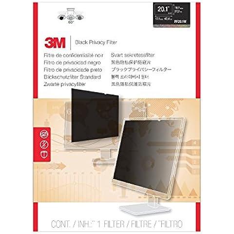 3M Privacy Filter - 20,1 pulgadas Widescreen 16:10 - PF20.1W