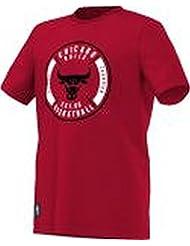 adidas Y Wshd Tee 1 - Camiseta para niños
