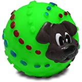 Super Dog Squeeze Ball (Large)