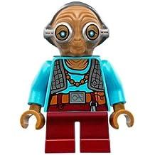 Lego Star Wars Minifigur Maz Kanata sw703 out of 75139 Episode 7